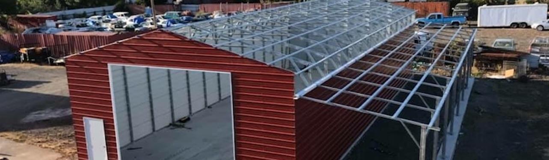 Building Carport California Galvanized Tubing Lp Tube